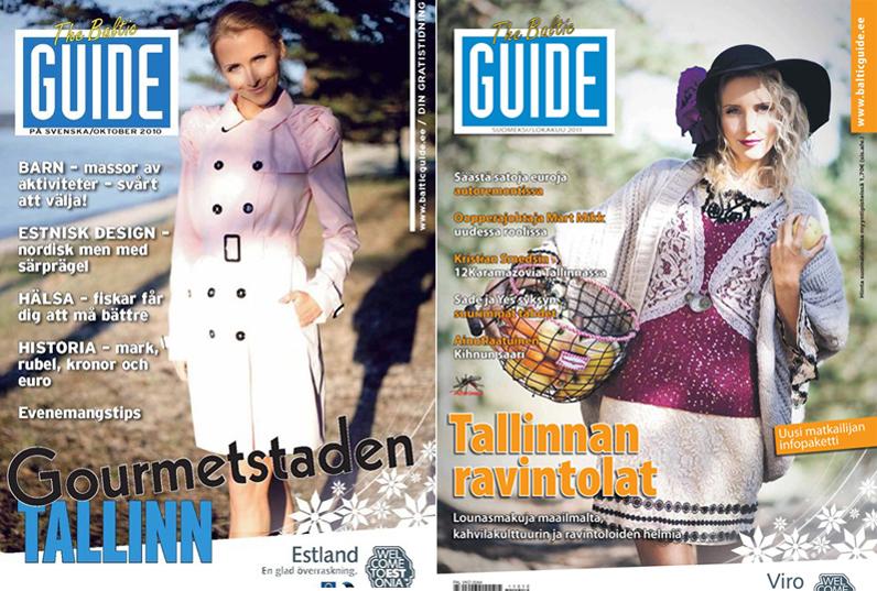 Client: Baltic Guide, Photographer: Stina Kase