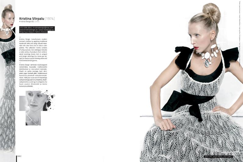 Client: Eesti Moepiibel 2010. Kristina Viirpalu, Photographer: Laura Kallasvee